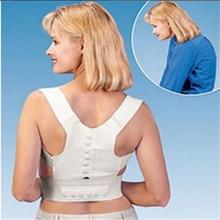 Для мужчин и женщин, поддержка спины, магнитный наплечный пояс, корректирующий осанку, инструменты