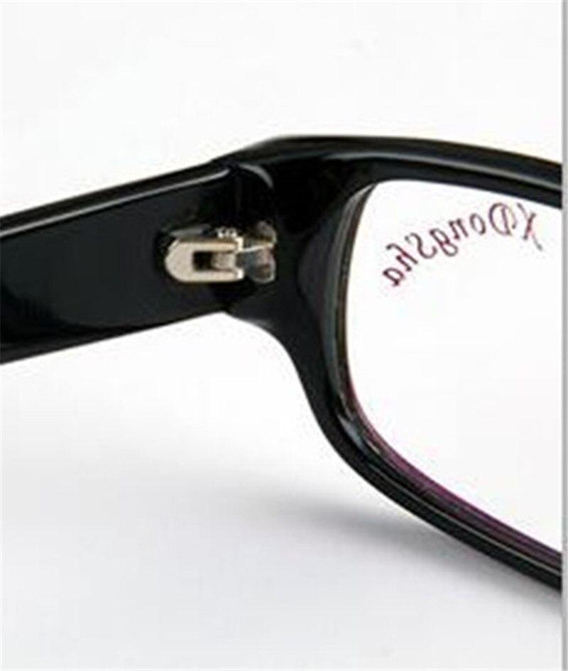 983bbebf31 Brand New Retro Black Full Rim Eyeglass Frames Unisex Acetate Glasses  Eyewear myopia Optical Rx able 297-in Eyewear Frames from Apparel  Accessories on ...