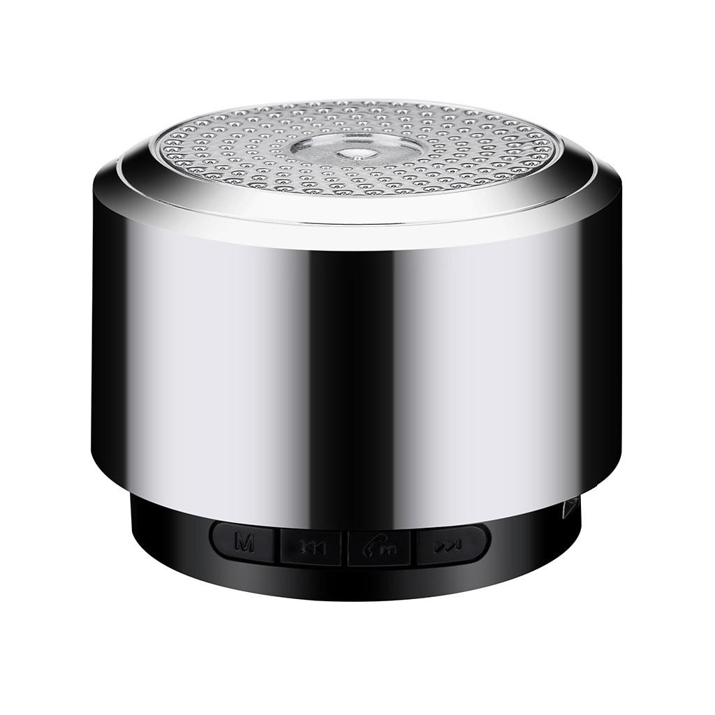 Bluetooth Wireless Portable Mini Super Bass Stereo Speaker LED Light Small