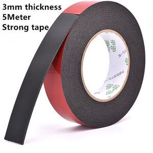 2 stücke/1 stücke 0,5mm-2mm dicke Super Starke doppelseitige Kleber klebeband für Montage befestigung Pad Sticky