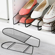 Shelves-Stand Organizer Wardrobe Shoe-Storage Cabinet New Iron Stretcher for Footwear