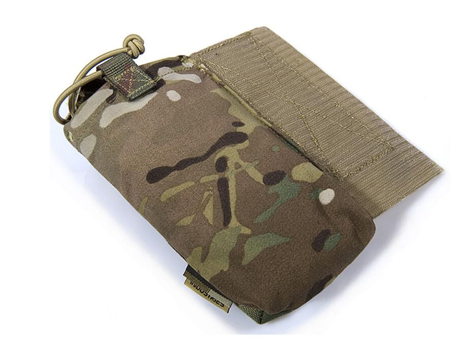 FLYYE MOLLE Swift Radio Pouch Left Rapid Response Tactical Vest Left The Intercom Package PH-C045