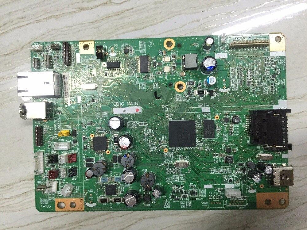 MOTHERBOARD FORMATTER BOARD Main Board CD16 Main For Epson WORKFORCE WF 3640 WF3640 WF-3640 PRINTER
