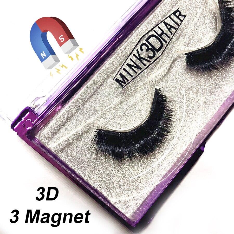 Tesoura de Maquiagem pestanas falsas eye lashes cílios Modelo Número : Mink Magnet