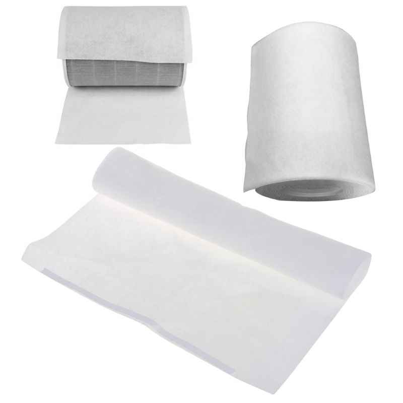 Electrostatic Filter Cotton HEPA Filtering Net Soot PM2.5 Remove For Xiaomi Air Purifier