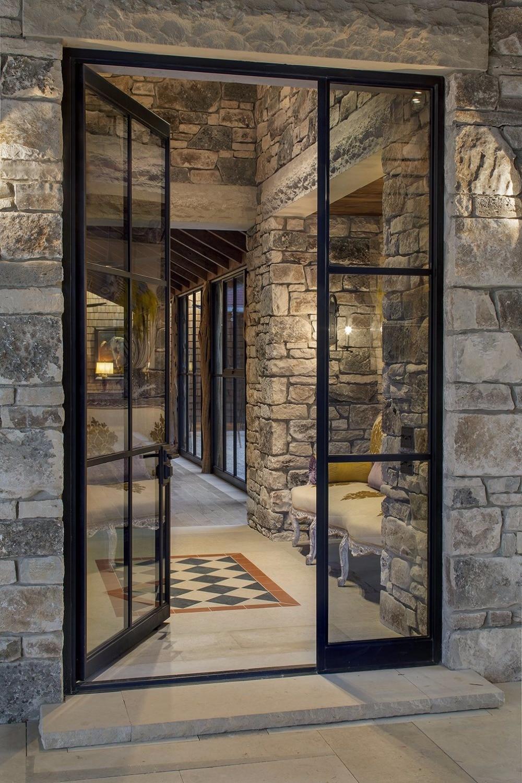 Hench 100% Handmade Forged Custom Designs Steel Doors For Sale