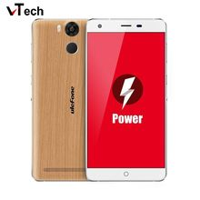 Ulefone Power Smartphone Big Battery 4G LTE 5.5 Inch FHD MTK6753 Octa Core Android 5.1 Mobile Cell Phone 3GB RAM 16GB ROM 13MP