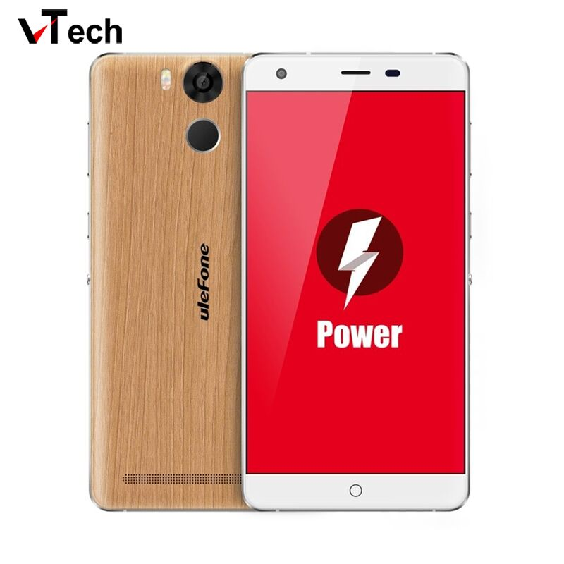 Ulefone Power Smartphone Big Battery 4G LTE 5 5 Inch FHD MTK6753 Octa Core Android 5