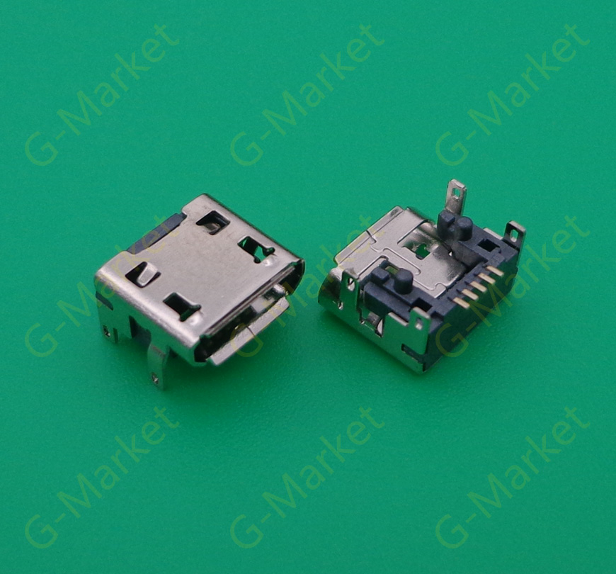 5pcs For JBL Charge FLIP 3 Bluetooth Speaker New Female 5 Pin 5pin Type B Micro Mini USB Charging Port Jack Socket Connector