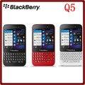 Q5 desbloqueado original blackberry q5 dual core 5.0mp 8 gb rom 2 gb ram teclado qwerty bluetooth smartphone frete grátis