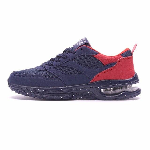 8db0aa4868e7 Joomra marque chaussures de Sport de course à lacets baskets Sport EVA  taille 39-45