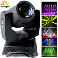 Free shipping Super 200w 5r Beam Light DMX512 16 Channels Moving Head Light 17 gobos Professional Stage Light & DJ/Party/Stage