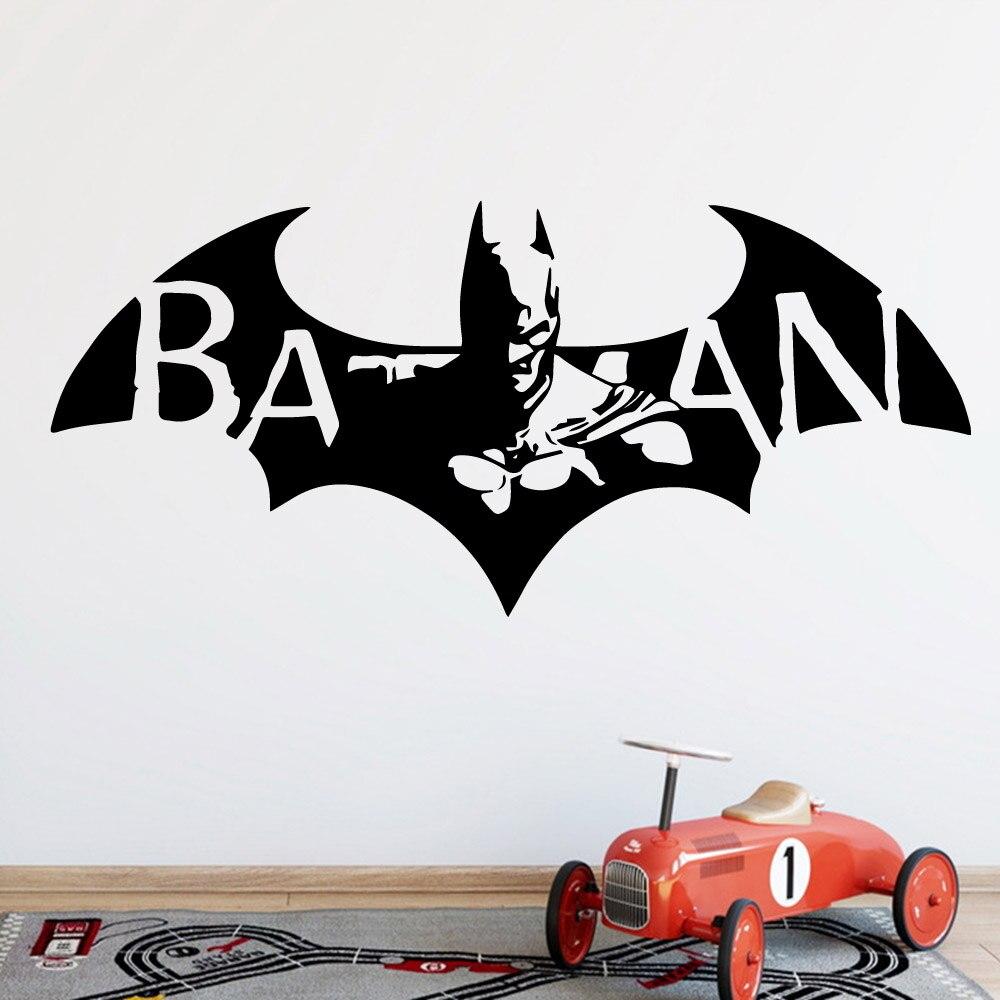 Amazon Com Batman Truck Car Vinyl Decal Window Sticker Home Kitchen