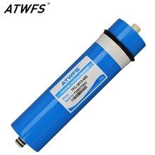 TFC-3013-400 ATWFS 400 gpd Обратного Осмоса Мембрана RO Мембрана Большой Поток Воды Методом Обратного Осмоса, Система Фильтра Воды Очиститель