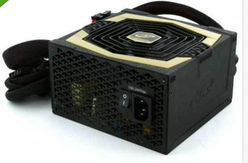 ФОТО AU-400 Aurum Gold 400W ATX 80+ Gold Certified Power Supply