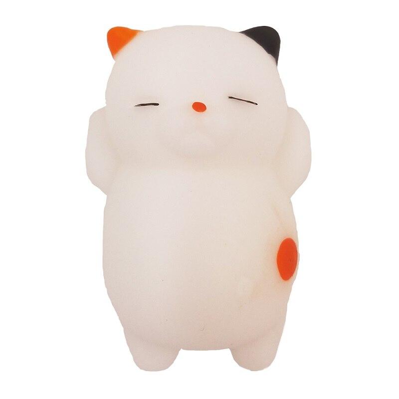 Dropshipping Lindo Mochi Squishy Cat Squeeze Curación Diversión - Nuevos juguetes y juegos - foto 4