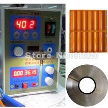Nueva actualización llevó la iluminación de 788 + precisión doble impulso 18650 al contado soldadora de la batería + 5 mm 1 KG níquel + Fixture