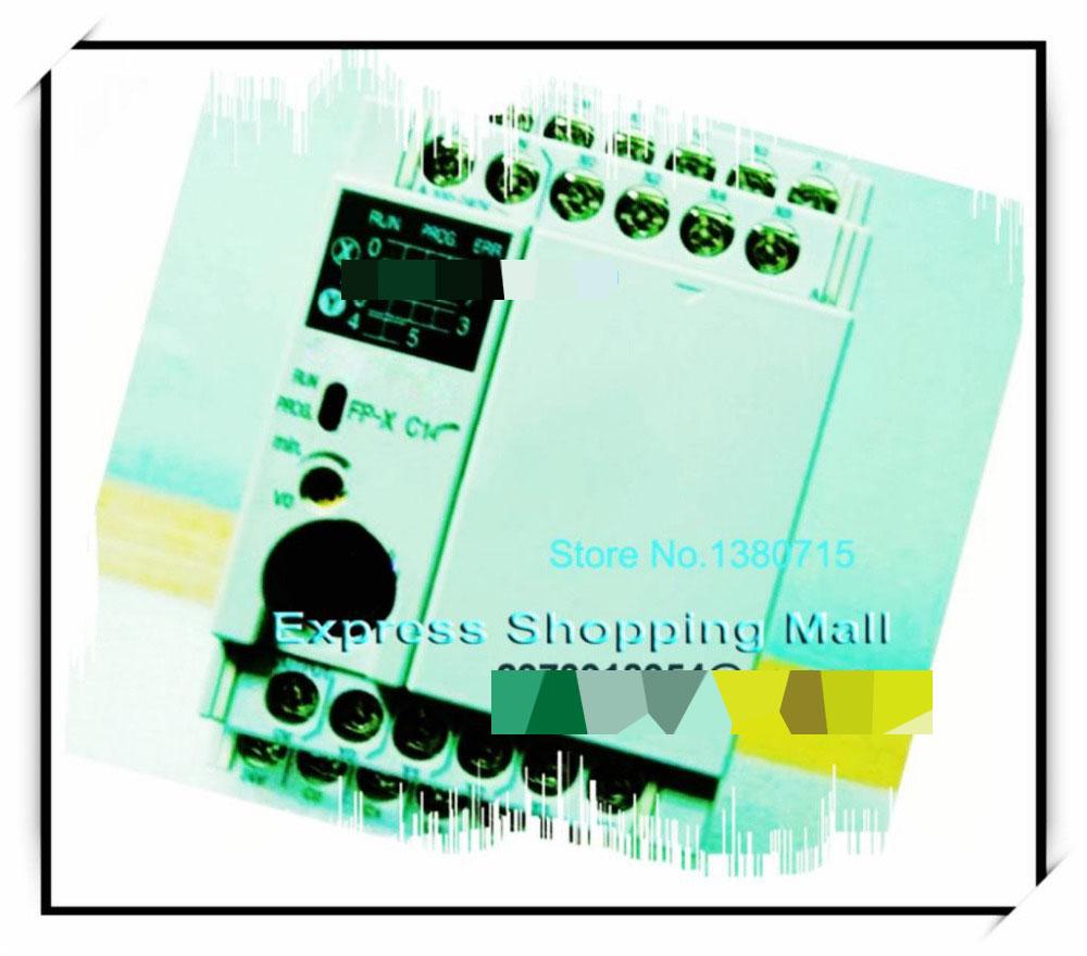 New Original AFPX-C14RD PLC AC100-240V 8 DC input points 6 Relay output points FP-X Control Unit повседневные брюки song promise cool points 1603 x 8 2015