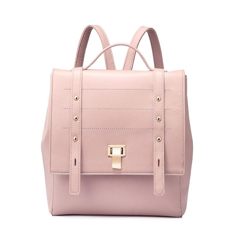 LOVEVOOK  women bag women backpack female schoolbag mini travel high quality PU large capacity for girls teenagers fashion 2018