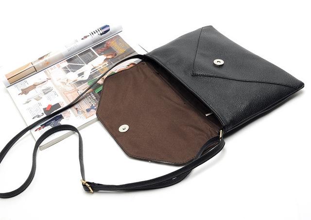2017 Women bags Leopard print clutch handbags messenger bags women's faux leather envelope Desgual female evening party bag