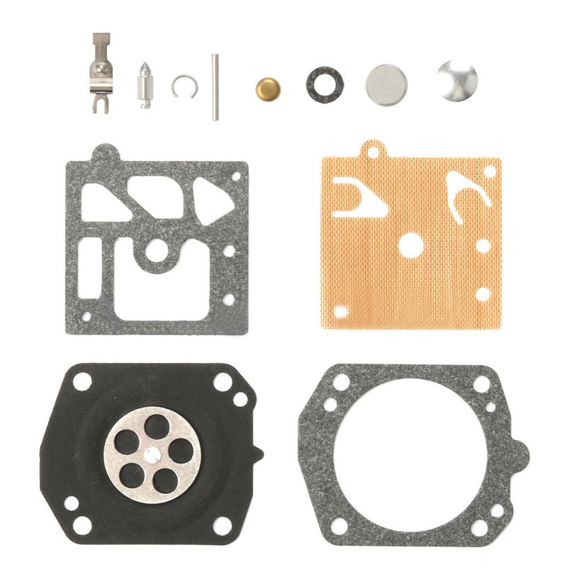 US $1 77 25% OFF|Carburetor Repair Rebuild Kit for Husqvarna 238 254 262  Chainsaw HDA Carb #-in Tools from Home & Garden on Aliexpress com | Alibaba