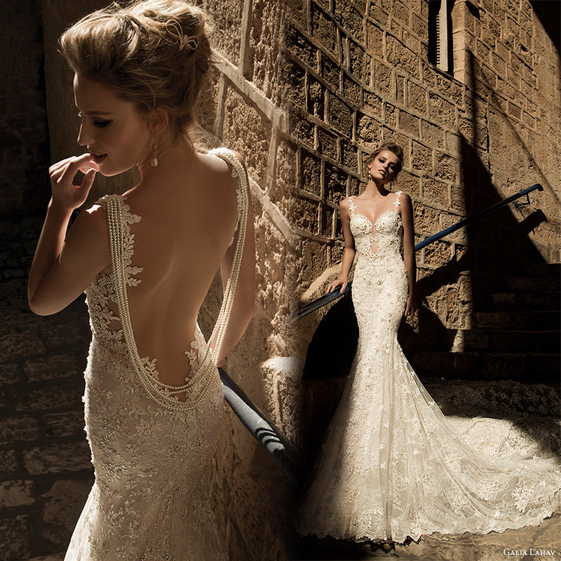 free shipping 2017 new wedding dress weeding dress romantic sexy bridal gown brides dress lace fashion hot wedding dresses yan83(China (Mainland))