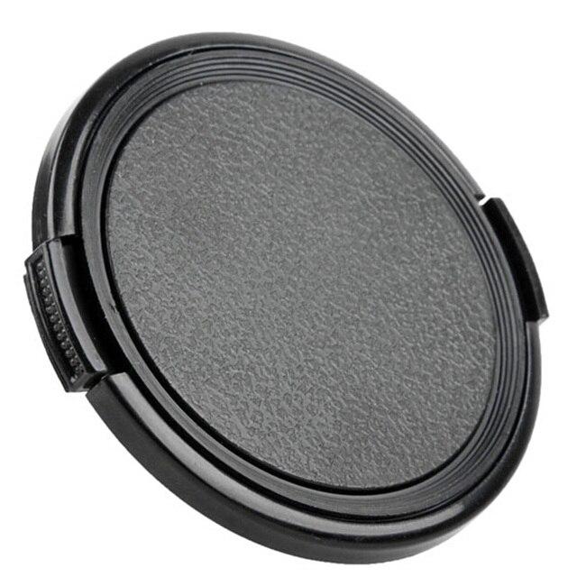 Miễn phí vận chuyển 52 mét phổ snap on camera front lens cap ống kính bảo vệ cho nikon d3100 d3200 d3300 18-55 mét 55-200 mét