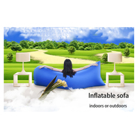 0.85KG New Large Size Adult Inflatable Sofa Pool Float Water Mount Pool Party Fun Toy Swimming Air mattress Amphibious Colors