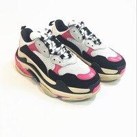 Сникерсы, женская брендовая обувь на платформе, кожаная повседневная женская обувь с круглым носком, женская обувь на шнуровке, женская обу