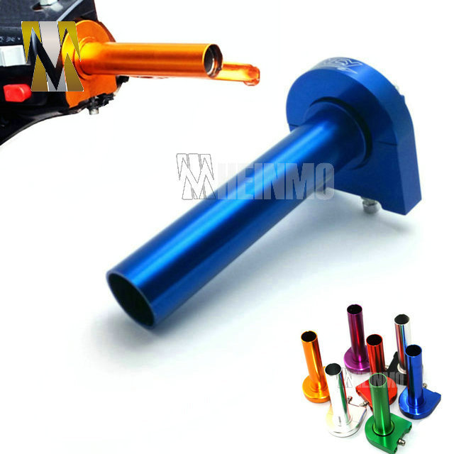 Seven Colors Options ATV CNC Aluminum Grip Throttle Settle Handle Bar Gas Throttles For Pedal Scooter Kawasaki