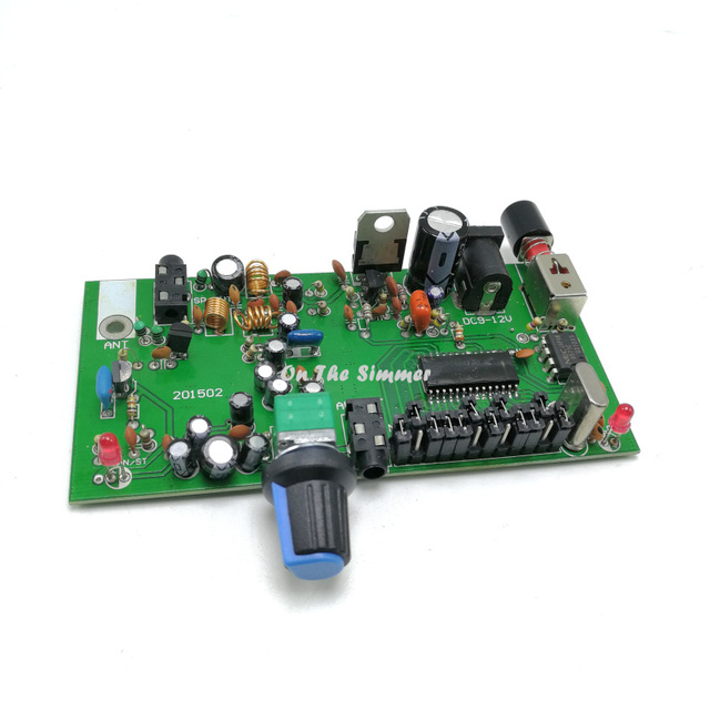 US $20 76 |High stability high fidelity PLL FM receiver board /FM receiver  / squelch / stereo / radio board-in Tool Parts from Tools on Aliexpress com