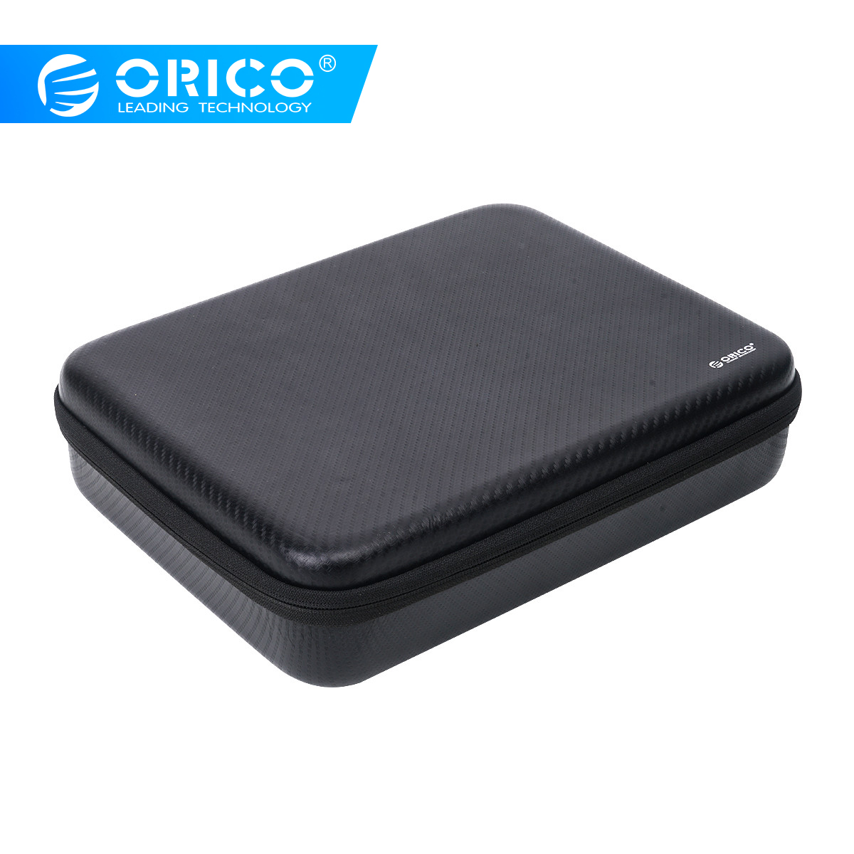 ORICO Multi-function HDD Enclosure Bag 2.5&3.5 Hard Drive Case Power Bank Pouch For Ipad Pro Macbook Air Bag