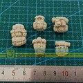 Игрушка 1/35 Смола Модели Солдат Грузовик Пакет Смола Модель Бесплатная Доставка