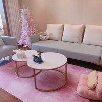 Gradiente tapetes macios para sala de estar quarto do miúdo tapetes para casa tapete da porta do assoalho simples tapete da porta área grande tapete