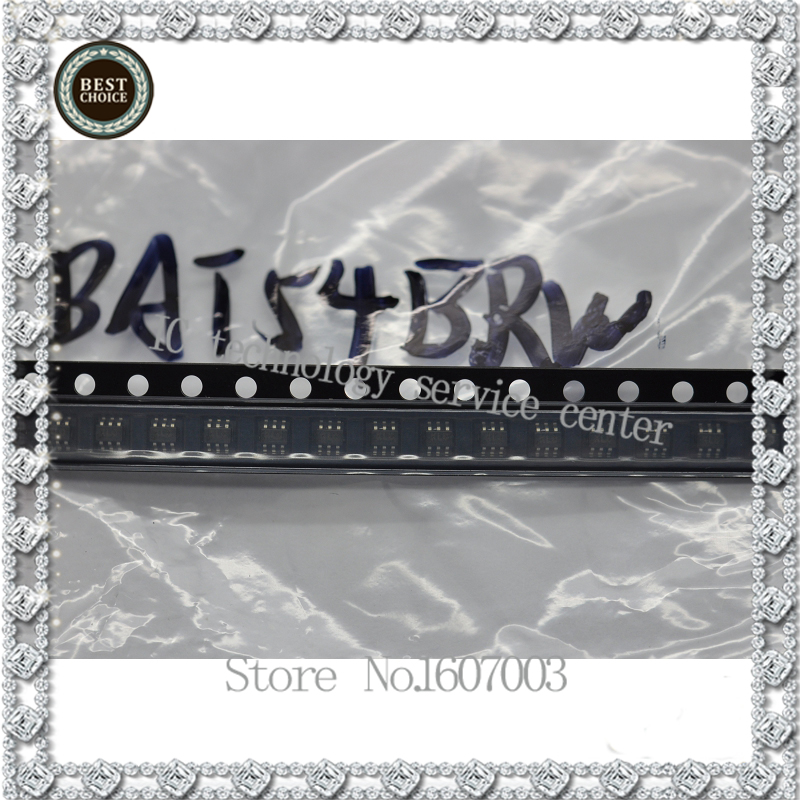 BAT54BRW SOT-363 mark: KLB schottky authentic sale