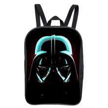 2016 Dollar Price Fashion Popular Star Wars Backpacks Children School Bags for Boy Kids Cartoon Bagpack