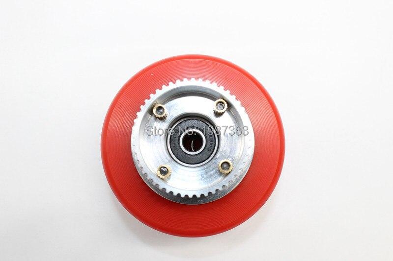 8044 Timing Belt Drive Pully Wheel For DIY Electric Skateboard Longboard