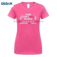 GILDAN 2018 nowy 86 najlepsze Niesamowite T shirty z zabawne powiedzenie obrazy dla kobiet