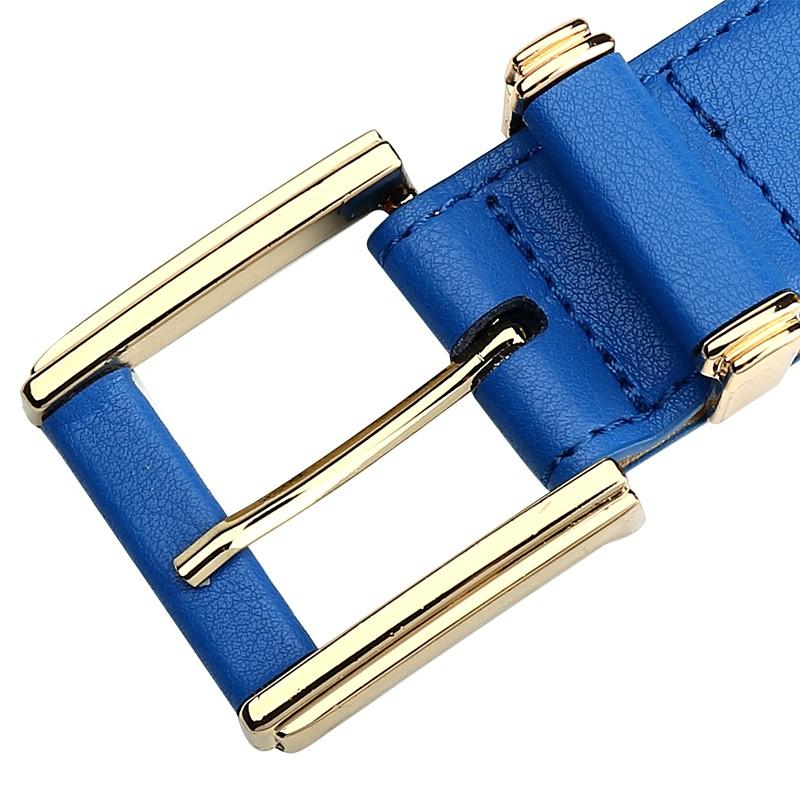 CASTELLES Formal Belts For Women 6 colors Designer Fashion Female Belt Woman High Quality Genuine Leather Cinturones Mujer (7)