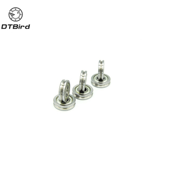 20PCS V-groove bearing outer slotted non-standard bearings V6000ZZ 10 * 30 * 8 track roller bearings-- free shipping