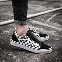 81e7608419 Free Shipping VANS Lacing lattice series Mens Unisex Sneakers vans canvas  shoes