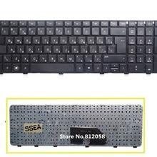SSEA Новая русская клавиатура для hp Pavilion DV6 DV6T DV6-6000 6101TX 6151TX DV6-6200 DV6-6100 ноутбук RU Клавиатура