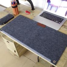 comfort Professional wool Gaming Mouse Pad Computer Dota 2 Laptop Mice Mat 800*800*3mm