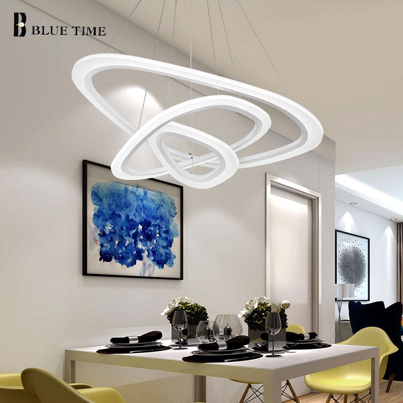 2017 new Chandelier lamparas colgantes lustre modern lights living room vintage lamp Simple European style hanging illumination
