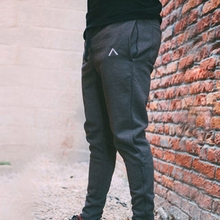 New Men Casual Elastic Fitness Fashion Comfort Soft Long Pants Outerwear Sweatpant Trousers