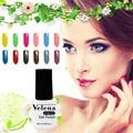 Velena 6ML nail primer (1-30)90 colors new polish gel Free shipping color nails primer for uv gel Nail Art Color Foundation