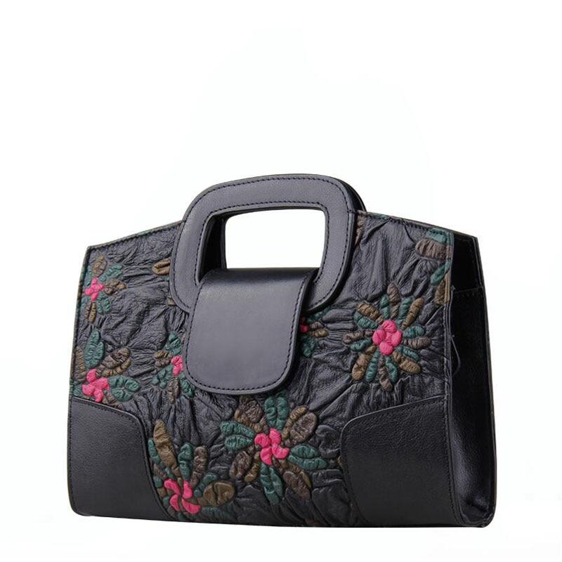 LUOFEIHUA Genuine Leather women bags for women  2019 New Luxury Embossed Handbags Brand Bags Handbags Women Bags Designer BagsLUOFEIHUA Genuine Leather women bags for women  2019 New Luxury Embossed Handbags Brand Bags Handbags Women Bags Designer Bags