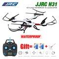 H31 Водонепроницаемый FPV Quadcopter JJRC RC Drone с Wi-Fi Камеры Или 2-МЕГАПИКСЕЛЬНАЯ Камера Или НЕТ Камеры Безголовый Режим Вертолет Vs X5HW H8