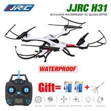JJRC H31 Impermeable FPV RC Quadcopter Drone con Cámara WiFi O 2MP Cámara O NINGÚN Modo Sin Cabeza de La Cámara DEL Helicóptero de RC Vs X5HW H8