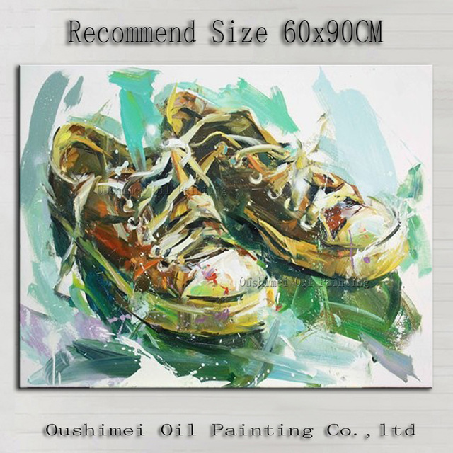 Professional Artist Hand Painted High Quality Abstract: Professional Artist Hand Painted High Quality Canvas Shoes